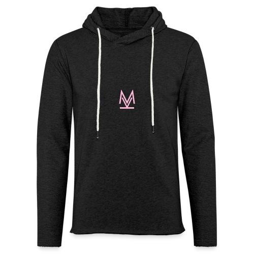 logo Key M - Felpa con cappuccio leggera unisex