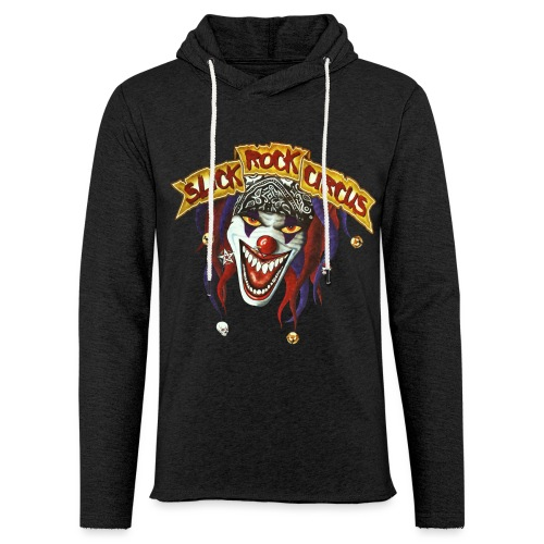 Evil Clown Only! - Leichtes Kapuzensweatshirt Unisex