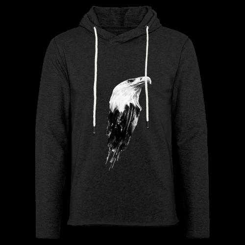 Aigle royal - Sweat-shirt à capuche léger unisexe