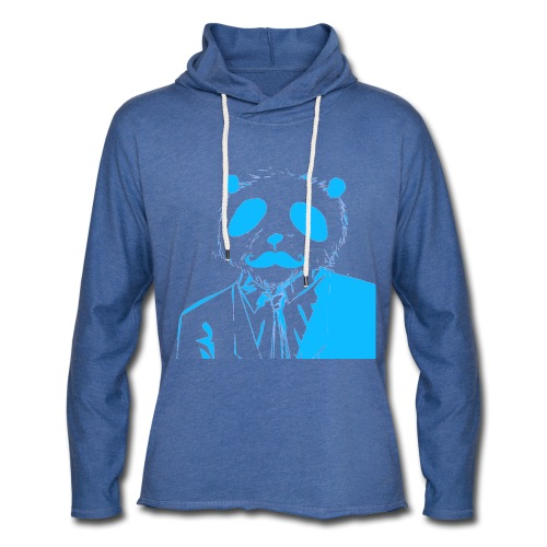 BluePanda Logo - Light Unisex Sweatshirt Hoodie