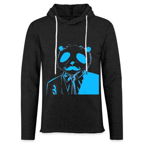 BluePanda Logo - Light Unisex Sweatshirt Hoodie