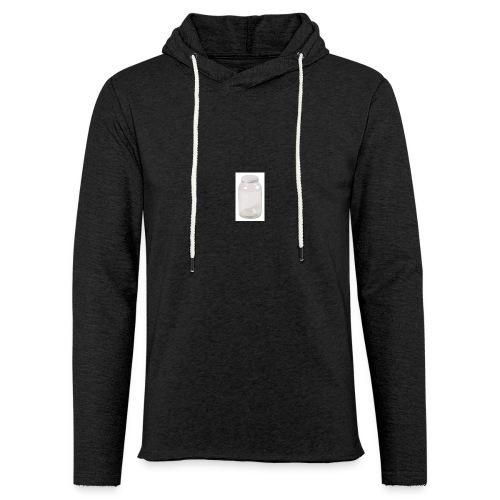 PLEASE FILL UP MY EMPTY JAR - Light Unisex Sweatshirt Hoodie