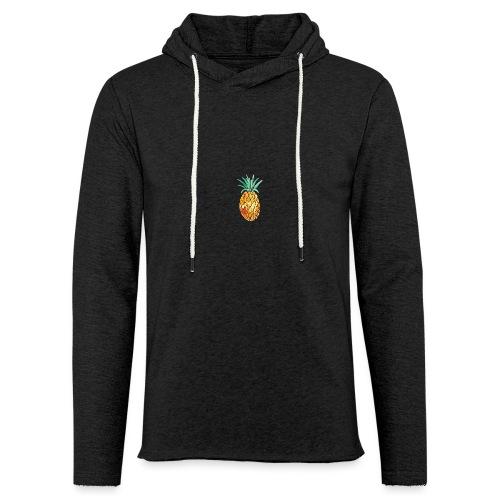 pinety logo print - Let sweatshirt med hætte, unisex