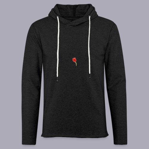 Tulip Logo Design - Light Unisex Sweatshirt Hoodie