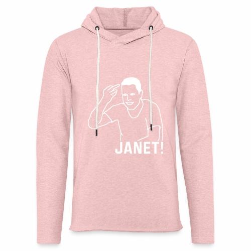 Frank The Tank - Lichte hoodie unisex