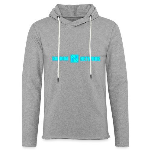 RandomNetwork White Hoodie (Design 2) - Lichte hoodie unisex