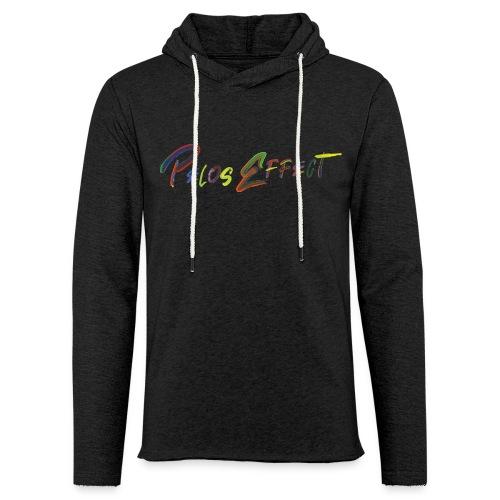 Pélos Effect #2 - Sweat-shirt à capuche léger unisexe