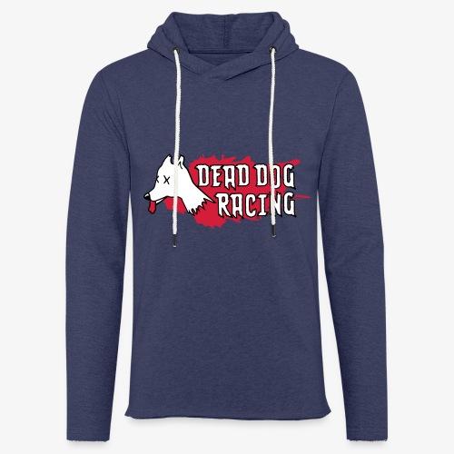 Dead dog racing logo - Light Unisex Sweatshirt Hoodie