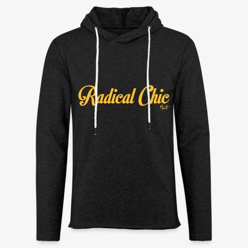 radical chic - Felpa con cappuccio leggera unisex