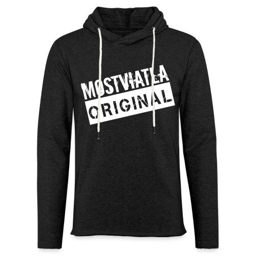 Mostviatla Original - Leichtes Kapuzensweatshirt Unisex