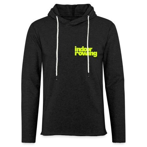 indoor rowing - Light Unisex Sweatshirt Hoodie