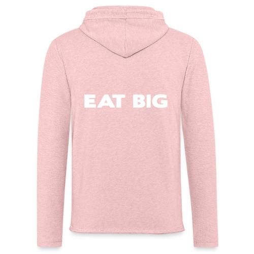 eatbig - Light Unisex Sweatshirt Hoodie