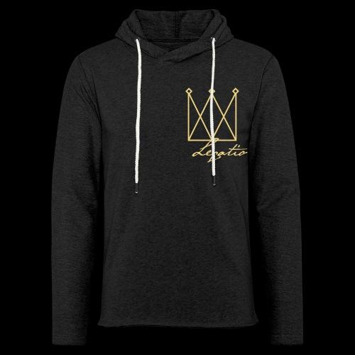 Legatio Script - Light Unisex Sweatshirt Hoodie