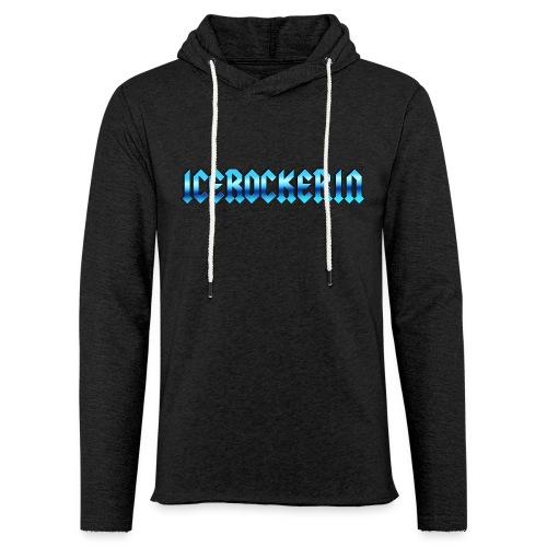Icerockerin - Leichtes Kapuzensweatshirt Unisex
