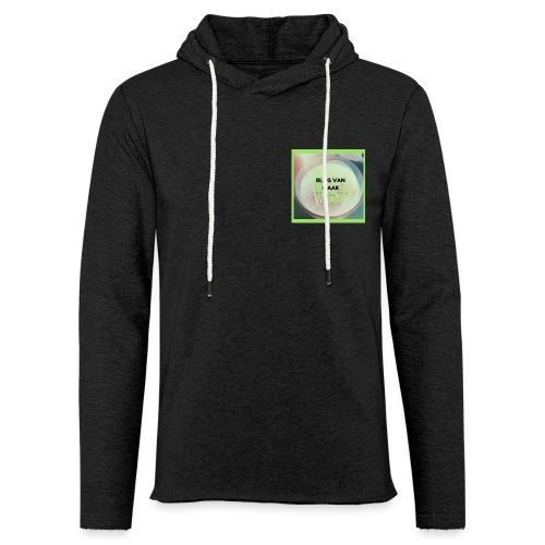 bvi logo 3 - Lichte hoodie unisex