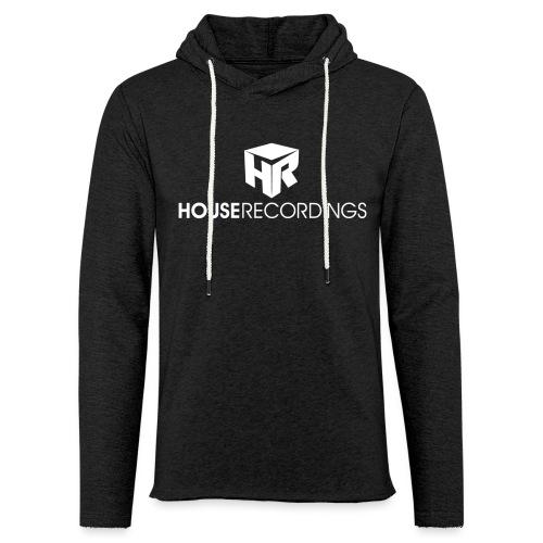 hr_logo__white - Light Unisex Sweatshirt Hoodie