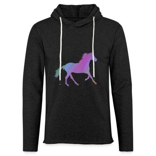 Horse - Light Unisex Sweatshirt Hoodie