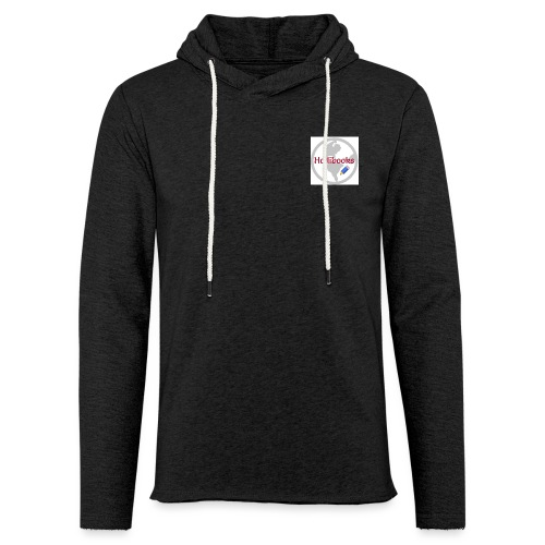 Logo ganz neu jpg - Leichtes Kapuzensweatshirt Unisex