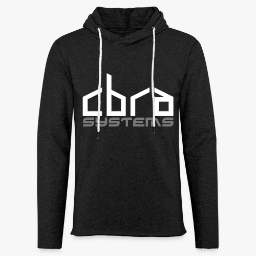 logo cbrasystems - Light Unisex Sweatshirt Hoodie