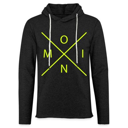 Moin X - Leichtes Kapuzensweatshirt Unisex