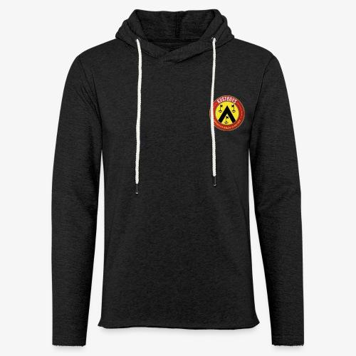 Logo Kustboys Color - Lichte hoodie unisex