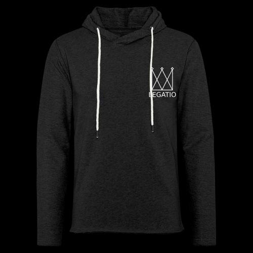 Legatio Plain - Light Unisex Sweatshirt Hoodie