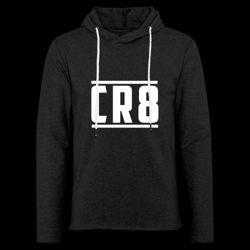 CR8 Hoodie - Black - Light Unisex Sweatshirt Hoodie