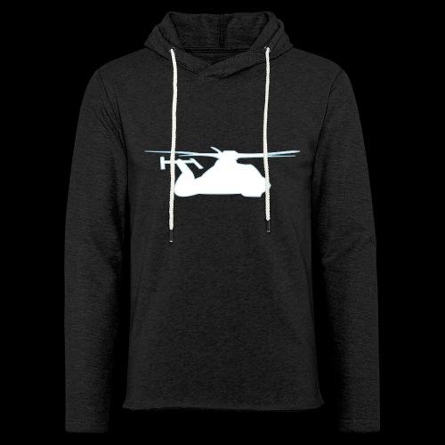 Comanche 2 - Leichtes Kapuzensweatshirt Unisex