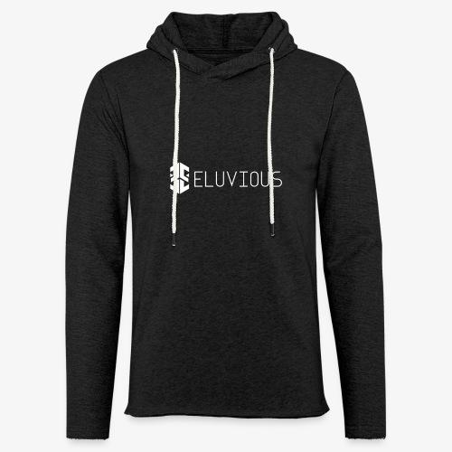 Eluvious   With Text - Light Unisex Sweatshirt Hoodie