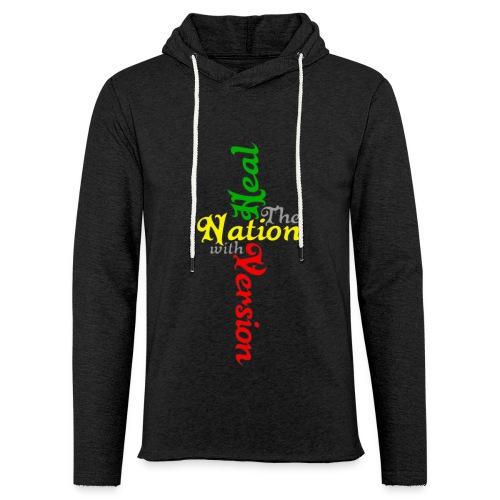 Reggae Healing Gears - Light Unisex Sweatshirt Hoodie
