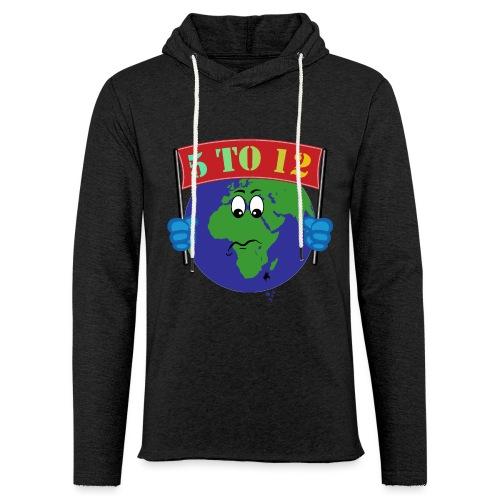 5 TO 12 - Leichtes Kapuzensweatshirt Unisex