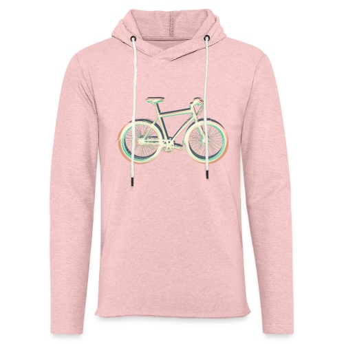 Fahrrad Bike Outdoor Fun Radsport Radtour Freiheit - Light Unisex Sweatshirt Hoodie
