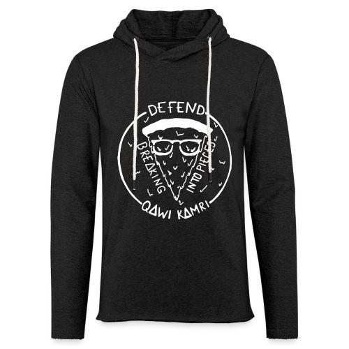 Defend QK - Breaking Into Pieces - Light Unisex Sweatshirt Hoodie