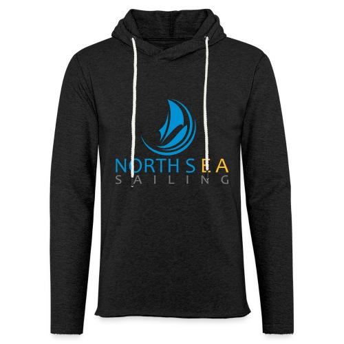 Logo couleur texte vectorise - Sweat-shirt à capuche léger unisexe