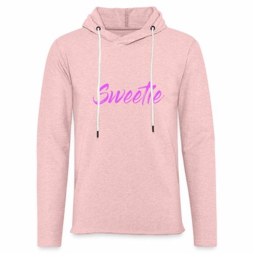 Sweetie - Light Unisex Sweatshirt Hoodie