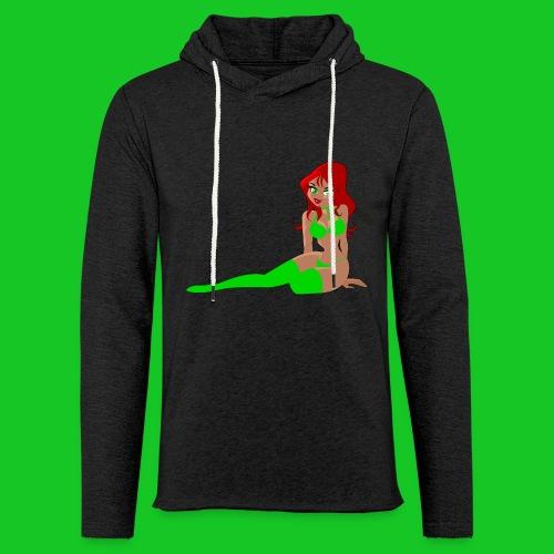Pin up girl 4 - Lichte hoodie unisex