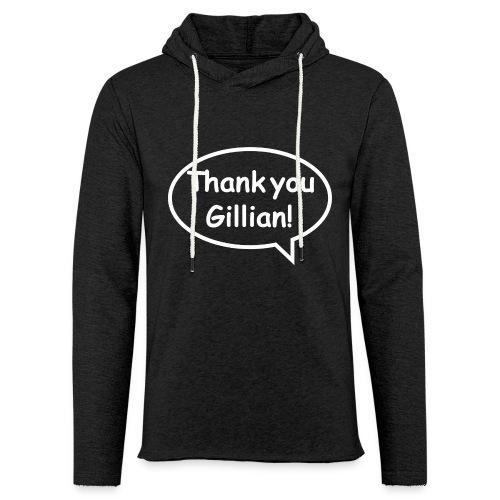 Bubble Gillian - Light Unisex Sweatshirt Hoodie