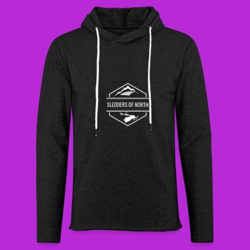 SoN T-Shirt White Logo - Light Unisex Sweatshirt Hoodie