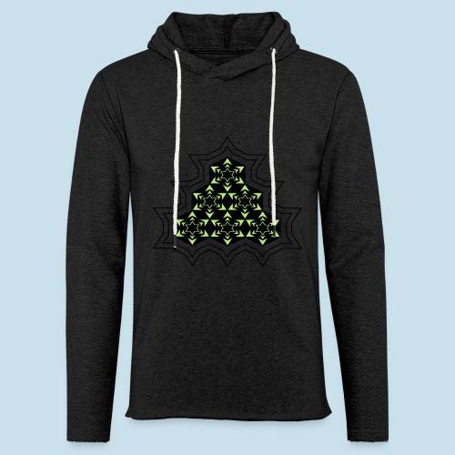 Stern - Leichtes Kapuzensweatshirt Unisex