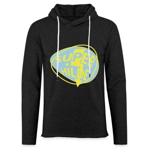 superhilde - Leichtes Kapuzensweatshirt Unisex
