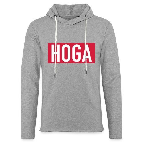 HOGAREDBOX - Lett unisex hette-sweatshirt