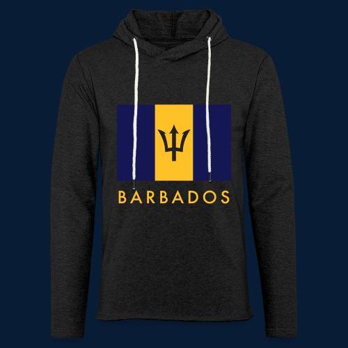 Barbados - Leichtes Kapuzensweatshirt Unisex