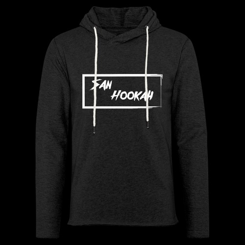 Design 1 - Leichtes Kapuzensweatshirt Unisex