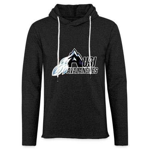 USI Avalanches - Leichtes Kapuzensweatshirt Unisex
