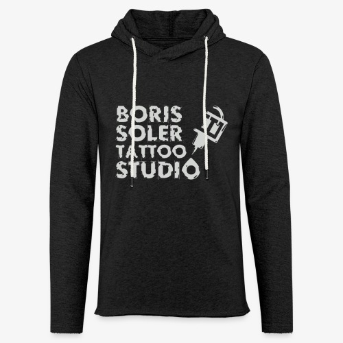 Boris Soler Tattoo - Light Unisex Sweatshirt Hoodie