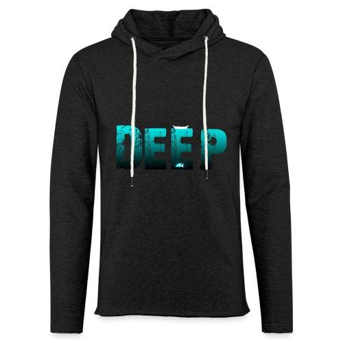 Deep In the Night - Felpa con cappuccio leggera unisex