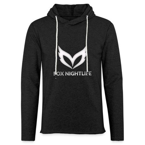 Vrienden van Fox Nightlife - Lichte hoodie unisex