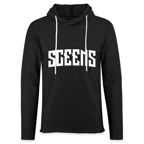 Sceens American T-Shirt Vrouwen - Lichte hoodie unisex