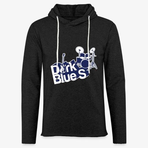 DarkBlueS outline gif - Light Unisex Sweatshirt Hoodie