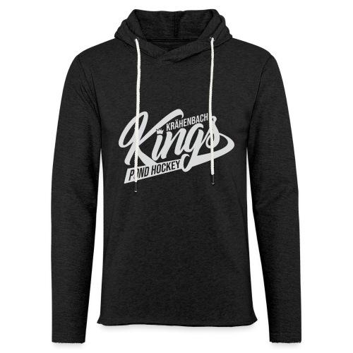 KINGS Logo 2019 - Leichtes Kapuzensweatshirt Unisex